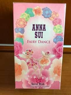 全新 ANNA SUI FAIRY DANCE 香水