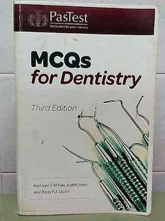 PasTest MCQs for Dentistry 3rd Edition