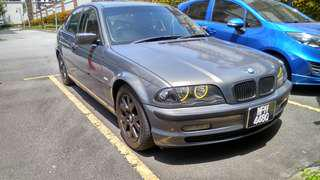 2000 BMW E46 318i 1.9 (A)
