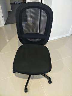 ikea flintan chair barely used