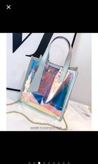 New unicorn bag