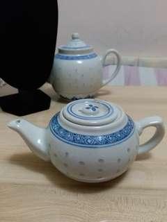 中國景德鎮米通Q版茶壺