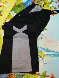 全新Nike 黑色長運動褲,xl size