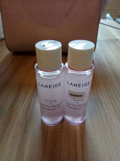 Laneige lip and eye remover (new)