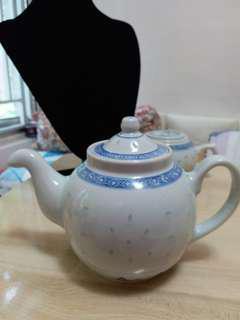 中國景德鎮米通茶壼