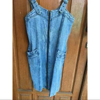 Overall Jeans (Rok)