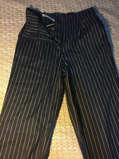 Glassons stripe pants