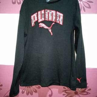 Authentic Puma Jacket w/hood for boy(Size 7-8y/o)