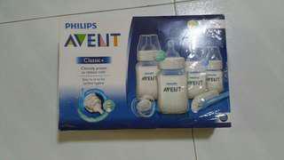 Phillips Avent Classic+ Bottle Kit