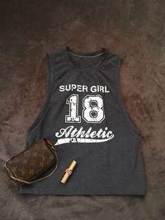 Women's muscle tee (brand new)