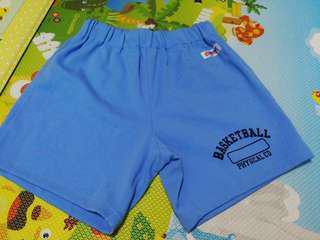 Duper 淺藍色 棒球短褲, M size