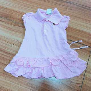 RL baby dress