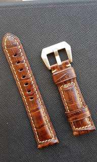 Panerai Leather Strap / Band 22mm