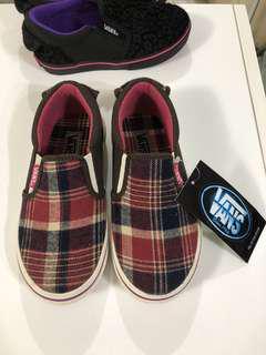 全新Vans童裝鞋 (20cm)