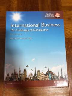 International Business, The Challenges of Globalization