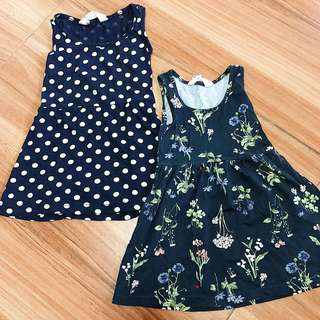 Baby dresses 2 for 250