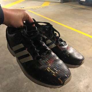 Adidas Ladies Size 7 Sneakers