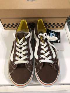 全新Vans經典帆布鞋