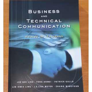 Business and Technical Communication: A Guide for IT Students, Pearson Prentice Hall