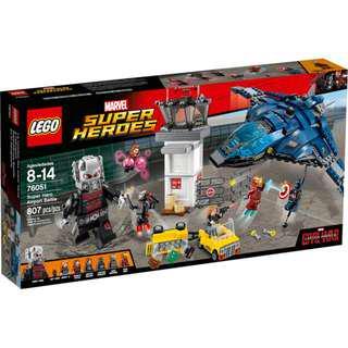 🚚 LEGO Marvel Super Hero Airport Battle 76051