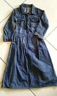 Dress Jeans Anak