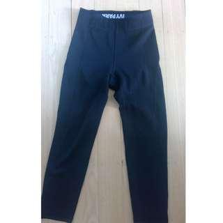 IVY PARK black leggings