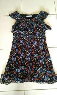 Preloved dress Zara Basic