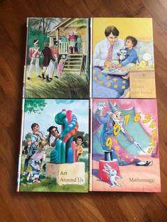 Childcraft educational books