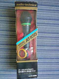 Audio-technica microphone AT-K55, on sale