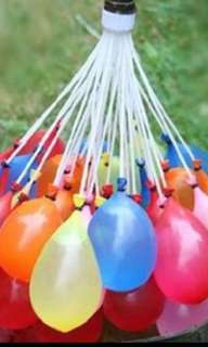 💥50 LEFT 💥111 Pcs Summer Outdoor Party Prank Water Balloon Bombs  WATER TOYS WATER BALLOONS