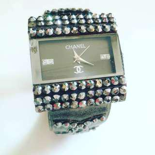 Chanel Swarovski Crystal Bracelet