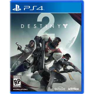 PS4 Destiny 2 (Disc Only)
