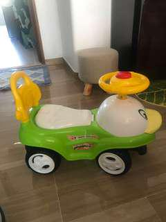 Toys car & Baby Walker