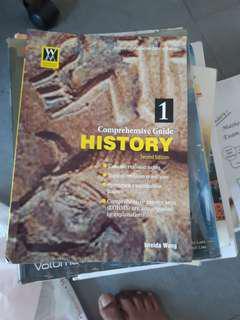 Sec 1 history guide.
