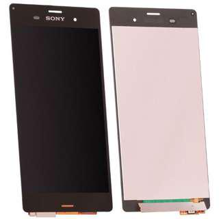 🚚 (sayhi) SONY 索尼 Z3 D6653 5.2吋 黑/白 LED 螢幕總成 破裂 觸控不良 玻璃 維修 贈工具包
