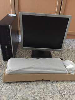 Cheap HP Desktop Cpu Set