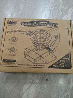 DIY Science Space Traveller