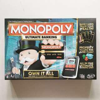 MONOPOLY ULtimate Bankinh