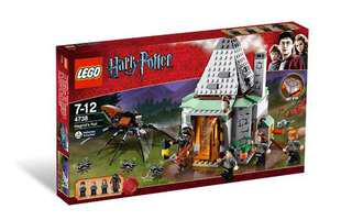 Lego 4738 Hagrid's Hut