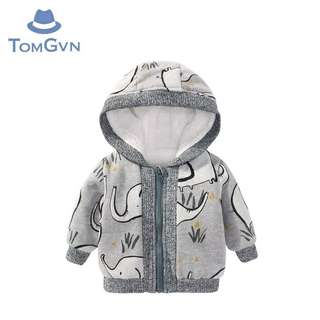 Baby Winter Elephant Jacket