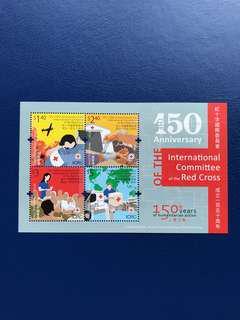 紅十字國際委員會郵票