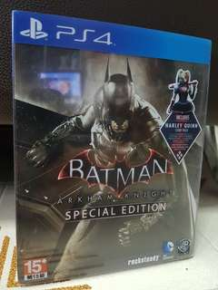 (PS4) Batman Arkham Knight - Special Edition