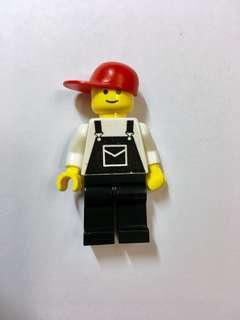來自1987年的1497,絕版樂高lego人仔
