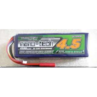 Turnigy nano-tech 4S 14.8V 25-50C