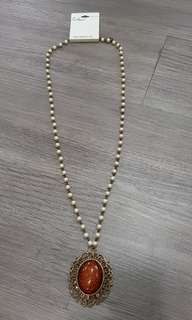 F21 fancy necklace