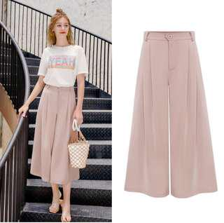 NEW NUDE PINK PANTS