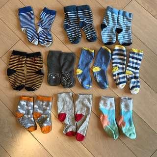 二手:12-24 months Socks