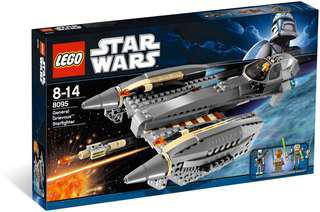 Lego 8095 General Grevious Starfighter