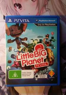 LittleBigPlanet Vita Game