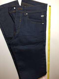 Zara Man Blue Jeans